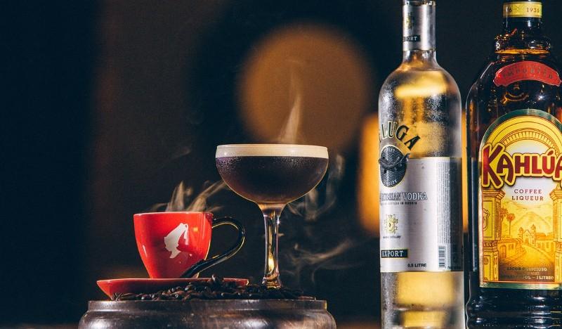 Кофе с водкой: рецепты бодрящих коктейлей