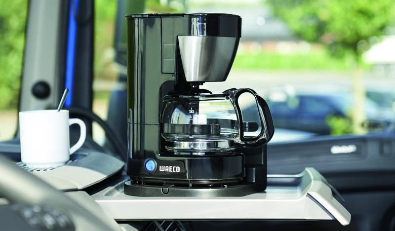 Кофеварки для авто: какие бывают и как выбрать лучшую