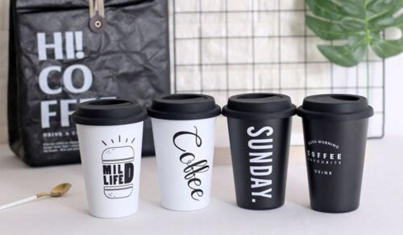 крышки для стаканчиков кофе