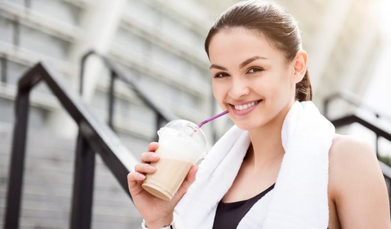 Можно ли пить кофе перед и после спортивной тренировки