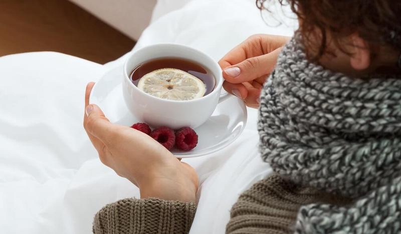 Чай Матум при простуде