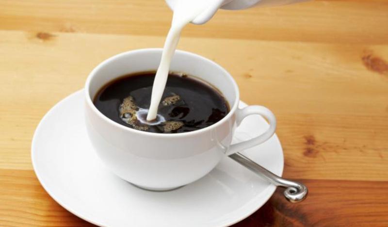 Кофе с добавлением молока