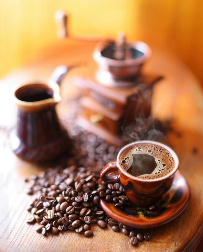 рецепты заварного кофе